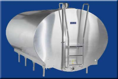 Milk Cooling and Storage Equipment