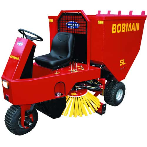 agromatic bobman feed pusher