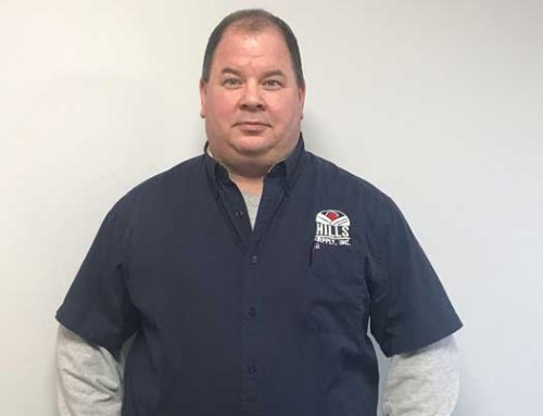 Pat Ritchie Joins Hills Supply as Service Manager