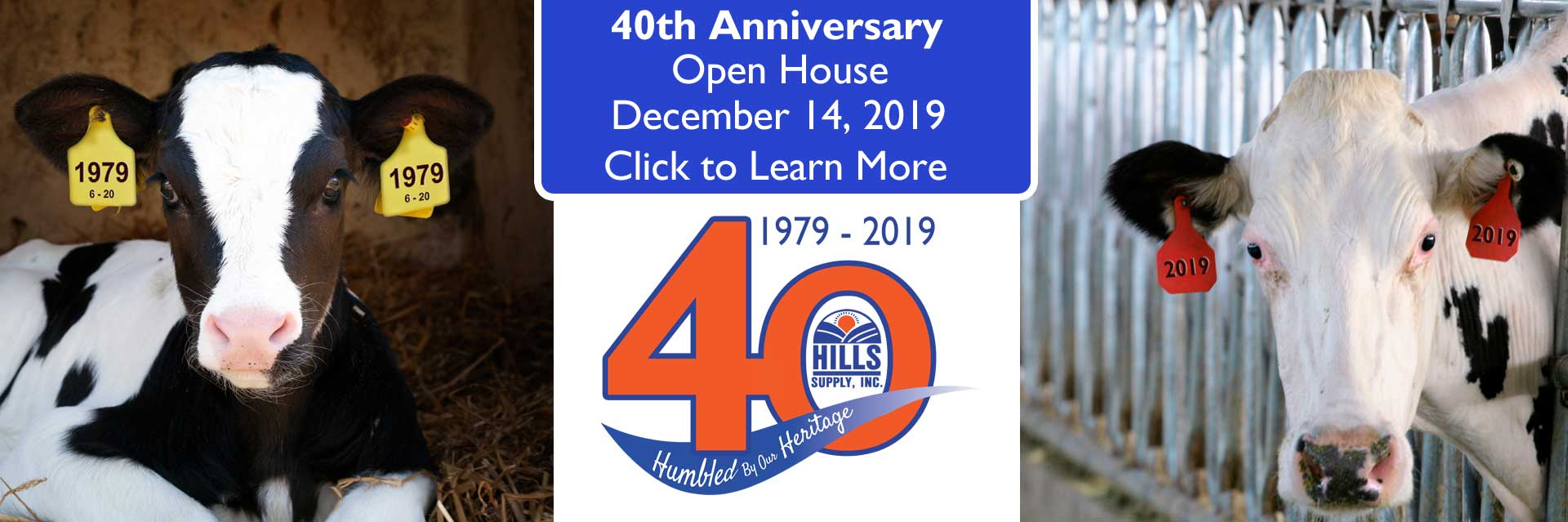 Hills Supply 40th Anniversary Open House